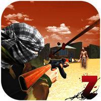 Taget Z Game - Hit Zombie
