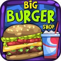Big Burger Shop - Fun Match Three Puzzle Game
