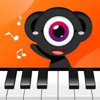 音乐笔记-大眼睛钢琴陪练