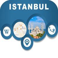 Istanbul Turkey Offline City Maps Navigation