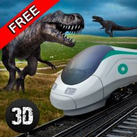 Jurassic Dino Era: Train Simulator