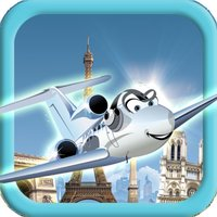 Crazy Airplane Lite - Take the air and fly over the world - Free Version