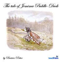 The Tale of Jemima Puddle-Duck - Childrens Book -  by Beatrix Potter