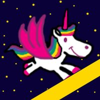 Dodger the Unicorn - Flappy Adventure