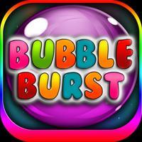 A Bubble Burst Splash - Touch To Pop Colored Dots