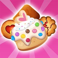 Special Cake Jelly Deluxe: Match Game