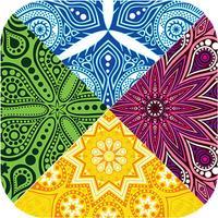 Mandalas Color Circle On Gravity Switch Iq Test