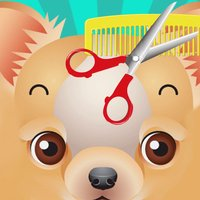 A Cute Puppy Shave Salon - eXtreme Makeover Spa Games Edition