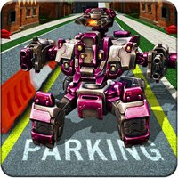 Hero Robot Parking