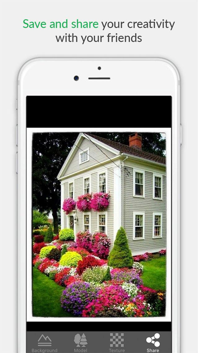 Landscape Design Home Decor Flower Garden Design App For Iphone Free Download Landscape Design Home Decor Flower Garden Design For Iphone Ipad At Apppure