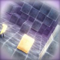 Cube Land Scape