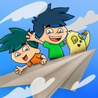 Julio & Verne - Sky Dash!