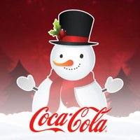 Coca-Cola Snowball Throwing