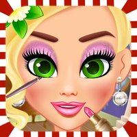Mommy's Wedding Day Makeover Salon - Hair spa care, makeup & dressup games