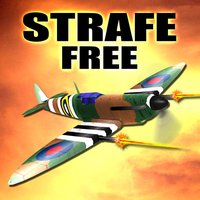 Strafe WW2 / WWII - Dogfighting Aces of the Second World War Plane Flying Game: USAF / RAF / Luftwaffe Pilots (1940 - 1945)