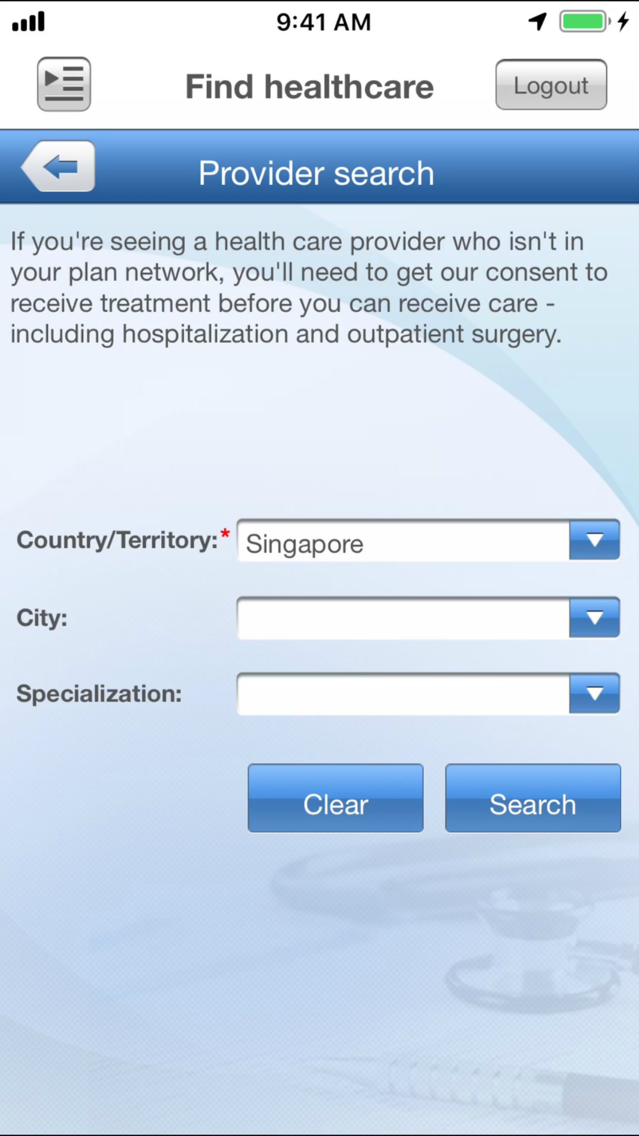 Aetna International App for iPhone - Free Download Aetna