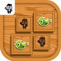Match Birds Cards Memory Kid Game