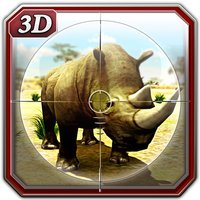 Rhino Hunter & Ultimate Animal Hunting Simulator
