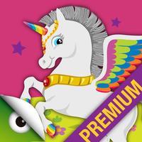 Planet Unicorn - Unicorns Games for Toddler Kids