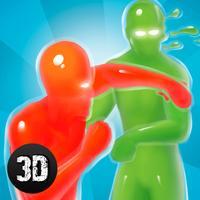 Jelly Ninja Kung Fu Fighting 3D Full