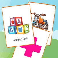 Baby Flashcards Learning Word