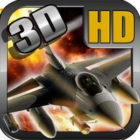 3d Jet fighter Modern Air combat Sim
