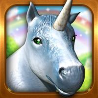 My Unicorn Horse Riding . Free Unicorns Dash Game For Little Girls and Boys