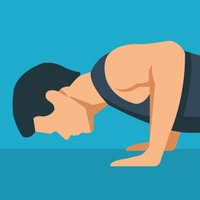 Nose Push Ups: Chest Fitness & Breast Workout