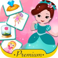 Princesses game for girls Brain training - Pro