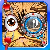 Crazy Pet's Eye Vet - Virtual Pet Eye Care Doctor's Office Games for Kids