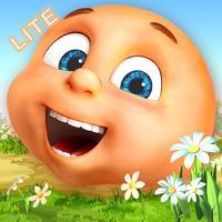 Колобок - живая добрая интерактивная развивающая сказка для детей. Бесплатная версия