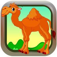 Camel Race - The Sandstorm Desert Strike