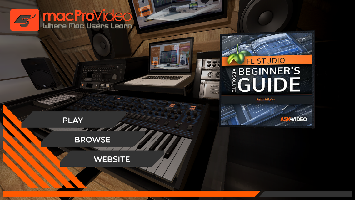Beginners Course For FL Studio App for iPhone - Free