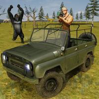 Sniper Hunter – Deer & Shark Hunting Game