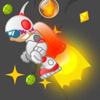 Rocket Man Fly - Jetpack Ride