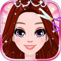 Princess Deluxe Beauty Salon - Girls Makeup Games