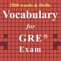 Vocabulary for GRE ® Test