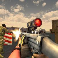 Army Sniper Terrorist Shooting