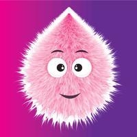 Fluffy - Animated cute emojis