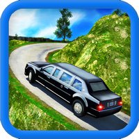 3D Limo taxi driver - Pickup Service Simulator