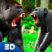 Mad Monkey Gorilla Fighter