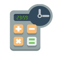 CalcTime:Calc Hours & Minutes