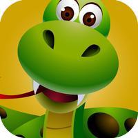 Retro Classic Snake Adventure Game