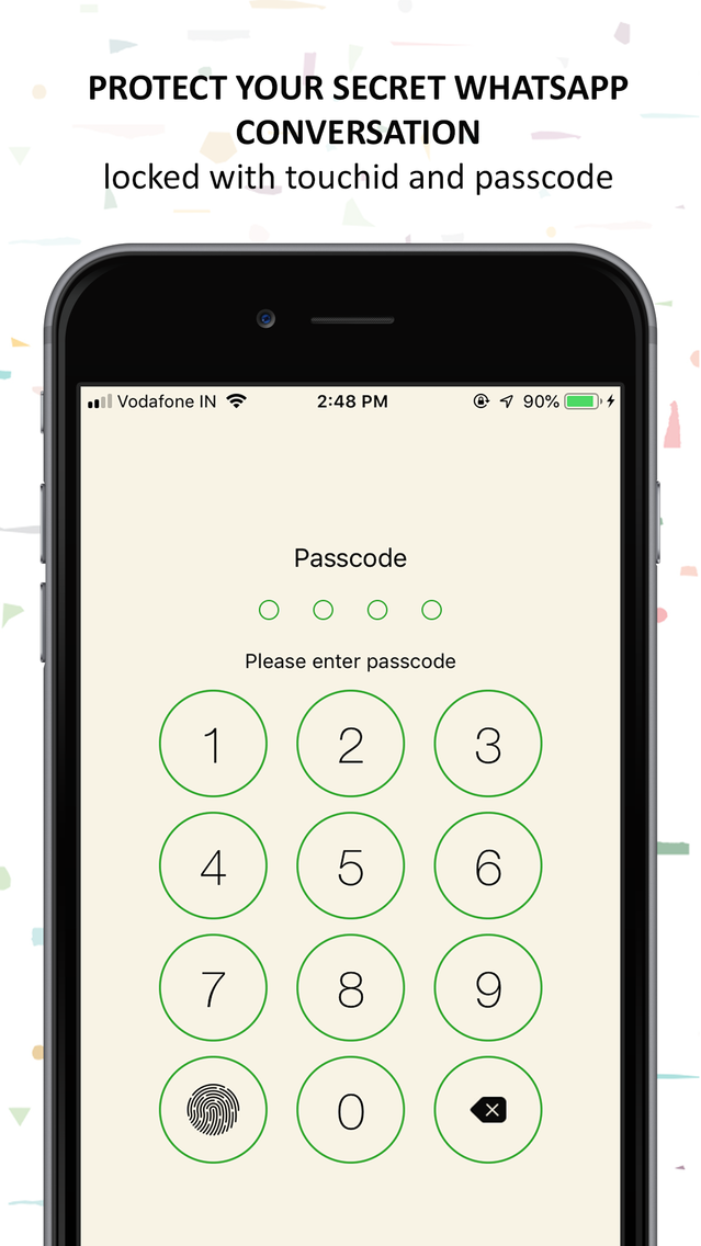 Secure Messages for Chats Pro App for iPhone - Free Download