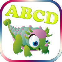 Vocabulary Learning ABC Picture Dinosaur