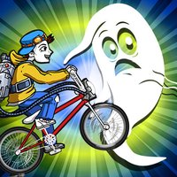 BMX Ghost Blaster: Hunt-ing Devils in a Haunt-ed House