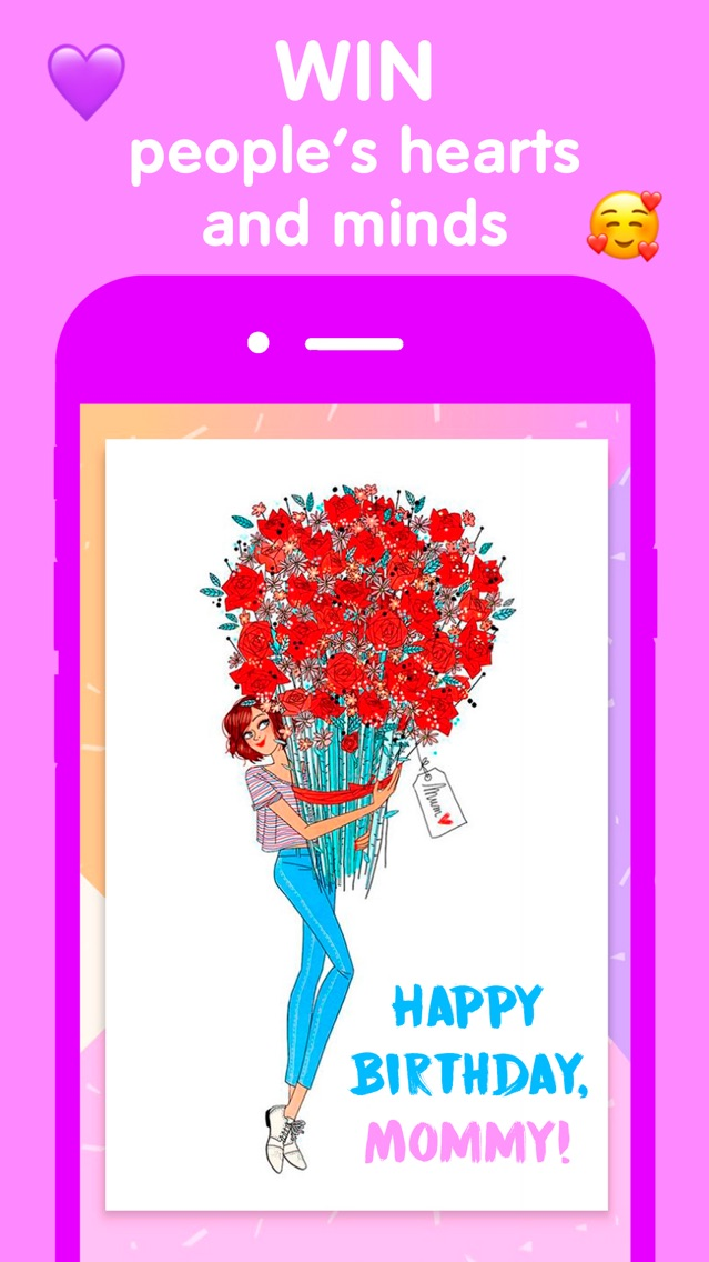 Greetify Make Greeting Cards App For IPhone