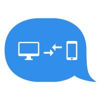 消息速递-手机与电脑之间的消息传递