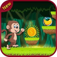 Jungle Monkey Run 3D
