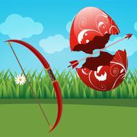 Easter Egg Shoot Archery